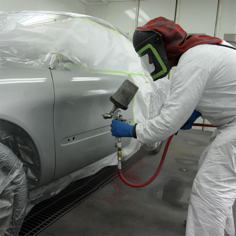 Покраска и грунтовка автомобиля